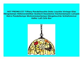 discount e27 pendelleuchte deko leuchte vintage glas