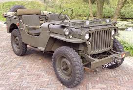 Willys Jeep - Brief About Model