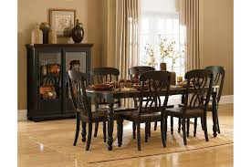 Homelegance 1393BK-78 Ohana Black Cherry Wood Leaf Dining Table Set ... Shop Valencia Black Cherry Ding Chairs Set Of 2 Free Shipping Chair Upholstered Table Ding Set Sets Living Dlu820bchrta2 Arrowback Antique And Luxury Mattress Fniture Dover Round Table Md Burlington Blackcherry With Brookline With Indoor Teak Intertional Concepts Extendable Butterfly Leaf Amazoncom East West Nicblkw Wood Addison Room Collection From Coaster X Back C46 Homelegance Blossomwood 0454
