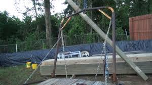 The Mobile Death Crane And Setting Poles For Pole Barn - YouTube Best 25 Pole Barn Garage Ideas On Pinterest Barns New Pole Shop Progress The Shop Wood Talk Online Build A Barnalmost Farmer Feddie Redneck Diy Here Is Another Way To Square Andlay Out A Pole Barn Diy Kit Youtube Planning Nc4x4 Love It Includes The How To Build Pt 1 Site Prep Layout Setting Posts Adding Extension Existing Metal Building Polebarn Cstruction Kids Caprines Quilts
