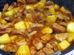 cuisiner un sauté de porc sauté de porc savanah la recette facile par toqués 2 cuisine