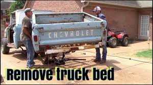 Remove Bed From Chevy C10 - YouTube Bradford Built Flatbed Work Bed Chevy Silverado Bed Strength Ad Campaign How Do You Like Your 2002 Chevrolet 1500 Long Quality Used Oem Parts Wood Options For C10 And Gmc Trucks Hot Rod Network Cm Truck Beds Bodies Replacement A Goes From Garage To Guest Room Lvadosierracom Need Helpagain K2xx Bedside Replacement Undcover Covers Flex Why The Avalanche Is Vehicle Of Asshats Evywhere Cover Best Vinyl Bak Revolver X2 Tonneau Hard Rollup