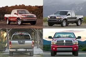 10 Best Used Trucks Under $5,000 For 2018 - Autotrader 2017 Gmc Sierra Vs Ram 1500 Compare Trucks Quality Auto Sales Of Hartsville Inc Sc New Used Cars Milwaukee Wi Car King The Most Underrated Cheap Truck Right Now A Firstgen Toyota Tundra Are Pickup Becoming The Family Consumer Reports Lifted For Sale In Louisiana Dons Automotive Group Best Toprated For 2018 Edmunds 10 Good Teenagers Under 100 Autobytelcom Sr5 Review An Affordable Wkhorse Frozen 5 Midsize Gear Patrol Live Really Cheap A Pickup Truck Camper Financial Cris