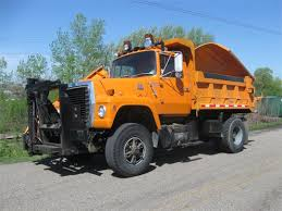 100 Plow Trucks For Sale D Spreader In Minnesota Snow Pinterest