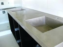 Double Sink Vanity Home Depot Canada by Concrete Countertops Bathroom Vanity Furniture Storage Vanities