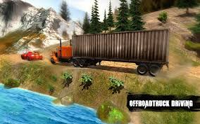 18 Wheeler Big Truck Simulator 2018 - Truck Driver For Android - APK ...
