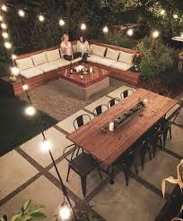 Inexpensive Patio Furniture Ideas by Best 25 Outdoor Patio Decorating Ideas On Pinterest Patio
