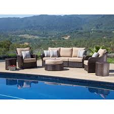 Sirio Patio Furniture Replacement Cushions by Seating Sets Costco