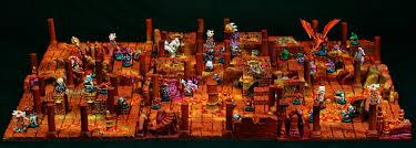 super 3d dungeon boards by tyson koch kickstarter