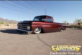Goodguys' 2016 LMC Truck Of The Year Is A Coyote-Swap F100!