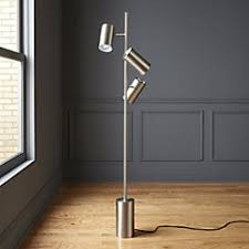 Crate And Barrel 2 Floor Lamps by Marble Floor Lamp Cb2