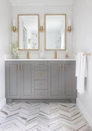 Grey Tiles Bathroom Ideas by Best 25 Gold Bathroom Ideas On Pinterest Grey Bathroom Vanity