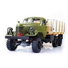 100 Truck Chassis Amazoncom Kingkong RC 112 Scale CA30ZISL151 6x6 Soviet