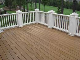 Behr Premium Deck Stain Solid by Can You Stain Composite Decking Trex Decking