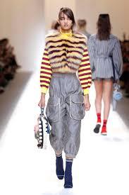 Summer 2017 Fashion Trends Fendi