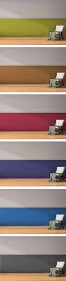 zweifarbige wände ideen zum streichen tapezieren