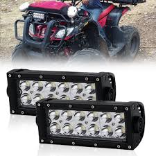TURBOSII 7 Inch Led Light Bar Super Bright Led Work Lamps Off Road ... Kc Hilites Gravity Led G4 Toyota Fog Light Pair Pack System Amazoncom Driver And Passenger Lights Lamps Replacement For Flood Beam Suv Utv Atv Auto Truck 4wd 5 Inch 72 Watts Trucklite 80514 7x375 Rectangular 19992018 F150 Diode Dynamics Fgled34h10 2inch Square Cree Kit 052018 Nissan Frontier Chevy Silverado 9902 Tahoe Suburban 0005 0405 Ford Ranger Pickup Set Of Everydayautopartscom 2x 12 24v 9 Inch Spot Lamp Park Bulb Trailer Van Car 72018 Raptor Baja Designs Unlimited Bucket Offroad Jeep Halogen Hilites Daytime Running Fog Lights Cherokee Kj 2001 To