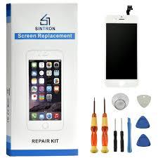 Sintron iPhone 5 5C 5S 6 6 Plus 6S 6S Plus 7 7 Plus 8 8 Plus
