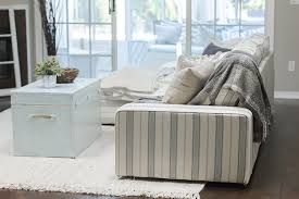 my new kivik slipcover and a comfort works giveaway jenna sue