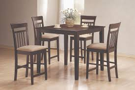 39900 5Pcs Dining Set Counter Height Table