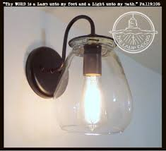 verona wall sconce light fixture with edison bulb the l goods