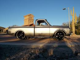 1969 Chevrolet C10 454 Pro Touring Full Frame Off Restoration Show ...