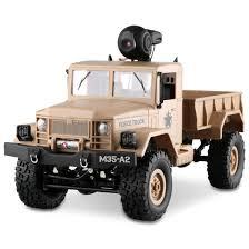 100 Rc Military Trucks Amazoncom LBLA RC Truck With WiFi HD Camera 116 Scale