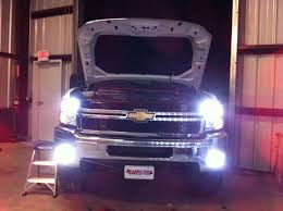 removing headlight to change bulbs page 2 chevy and gmc