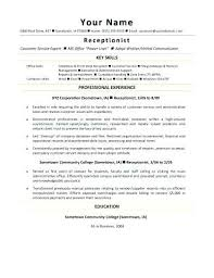 Administrative Secretary Resume Templates Example Of Legal Assistant Template Best