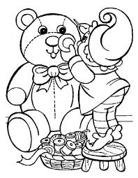 Coloring Pages To Print Out For Christmas In July Activities Printable Kids