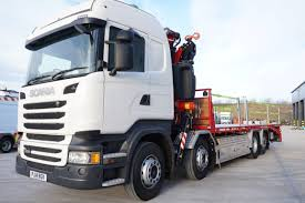 New & Used Crane Trucks & Crane Lorries For Sale