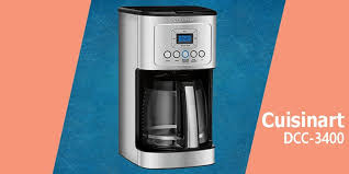 Cuisinart DCC 3400 Review The Thermal Coffee Maker Is Pure Perfection