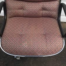 Knoll Pollock Chair Vintage by Mid Century Modern Swivel Desk Chair By Charles Pollock Aptdeco