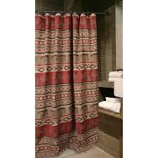 Adirondack Bear & Moose Shower Curtain
