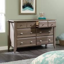 Child Craft Camden Dresser Jamocha by Shoal Creek Dresser 418661 Sauder
