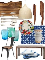 Create The Look: Artful Bohemian Dining Room Shopping Guide ... Exciting Eclectic Ding Rooms Boho Style That Can Fit In Top 5 Room Rug Ideas For Your Overstockcom Now You Have The Bohemian Of Dreams Get Look Authentic Midcentury Modern Design By Havenly Amazoncom Yazi Red Mediterrean Tie On 20 Awesome And Decor Photo Bungalow Rose Legends Fniture 6pc Rectangular Faux Cement Set In Chestnut