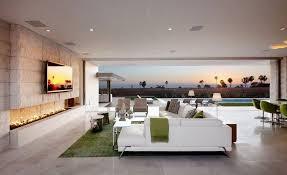 20 zeitgenössische wohnzimmerideen im kalifornischen stil
