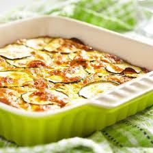 comment cuisiner les courgettes au four gratin de courgettes facile cuisine az