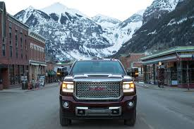 2017 GMC Sierra Denali 2500HD Diesel: 7 Things To Know - The Drive Six Door Truckcabtford Excursions And Super Dutys 2017 Gmc Sierra Denali 2500hd Diesel 7 Things To Know The Drive 2019 Ford F150 Truck Americas Best Fullsize Pickup Fordcom Vintage Suvs 11 Classic Trucks For Collectors Raptor For Sale Bob Ruth Ram 1500 Rebel Black Limited Edition Car Dealership In Rutland Vt Dodge Lc Motors 2010 Chevrolet Suburban 75th Anniversary Diamond News Used Chevy Cars Jerome Id Dealer Near Truck Wikipedia