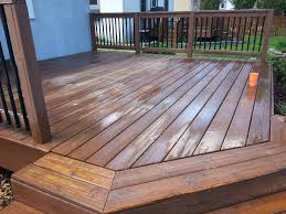 Deck Scrub Brush Home Depot by What If It Rains On Behr Deckover Small Change In My Deck