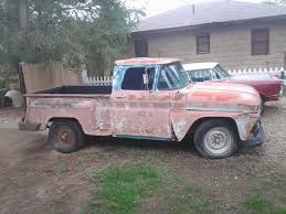 100 Chevy Stepside Truck 1962 GMC Shortbed Classic Chevrolet Other