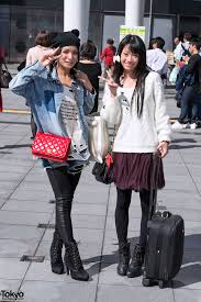 Tokyo Girls Collection 2012 A W Snaps 1