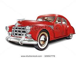 Vintage Car Stock Images Royalty Free Vectors