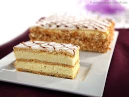 pate feuillete pour mille feuille mille feuilles recipe mille feuille patisserie and dessert