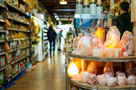 Earthbound Salt Stone Lamp by Learn About Salt Crystal Lamps And How They Work