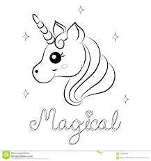 HOW TO DRAW A CUTE UNICORN Simple Easy Steps Of UNICORN Drawing