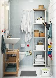 badezimmer inspiration opbevaring på små badeværelser
