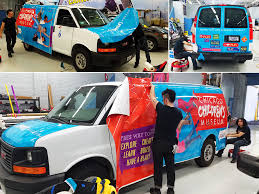Car Wraps & Vehicle Wraps - In Sight Sign Company