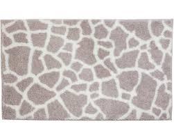 schöner wohnen badteppich mauritius 60 cm x 60 cm steine creme
