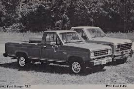 4 4 ford ranger feature flashback 1983 ford ranger motor trend